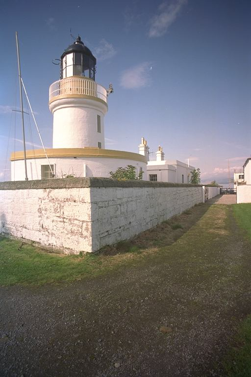Cromarty Lighthouse 1998