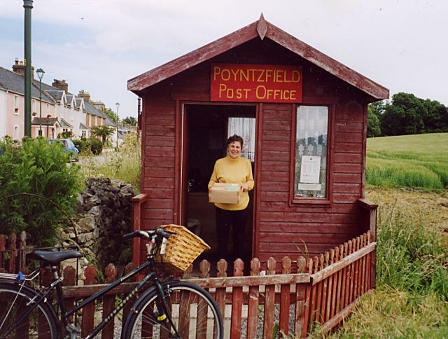 Poyntzfield Post Office