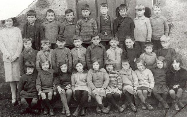 School photo - c1927