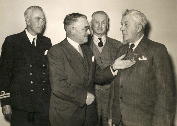 Wilson Marks - 1950