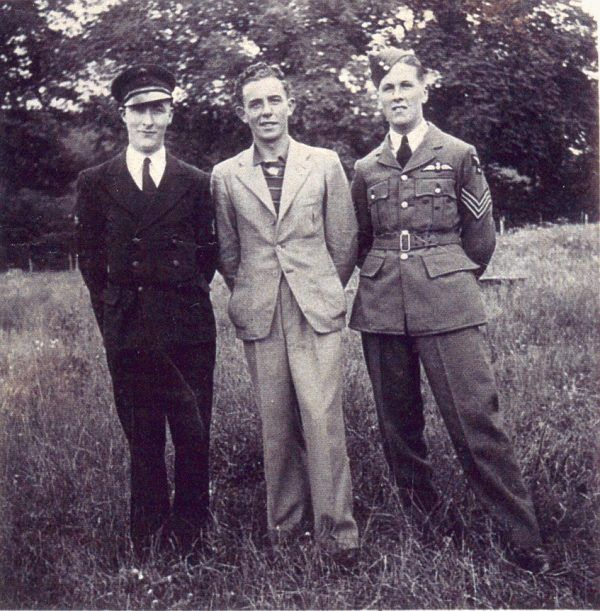 On Leave in Cromarty - 1942