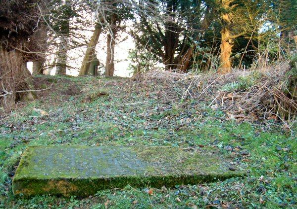Sandy Wood's Grave