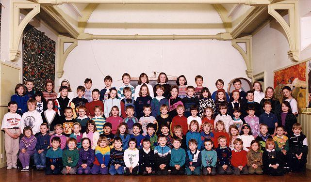 School Photo - 1992