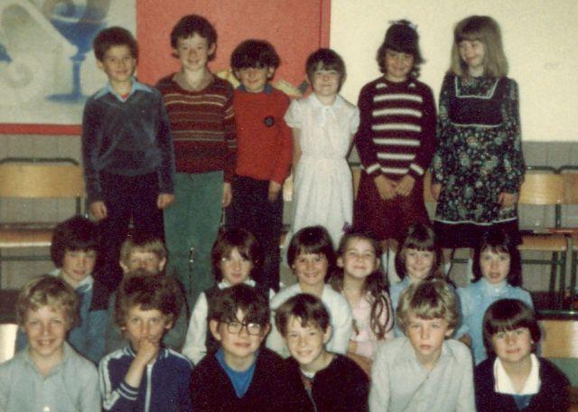 Primary 4 - 1982
