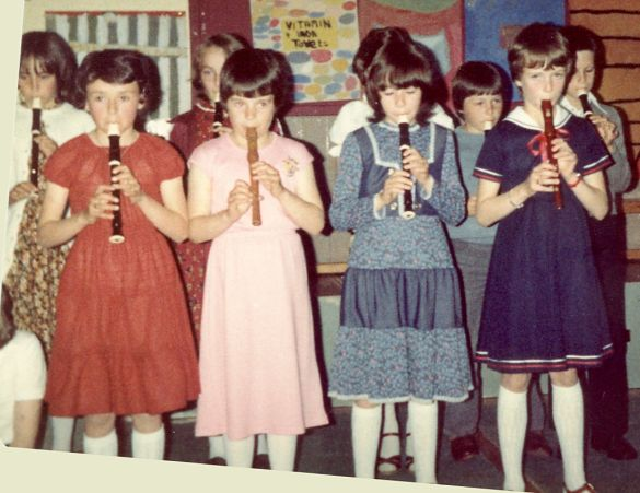 1981 July, End of Term Concert