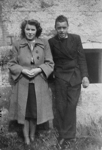 Jean Macleman & Robin Ligertwood
