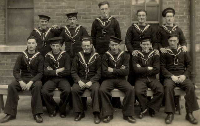 Croms in the Navy - c1945???
