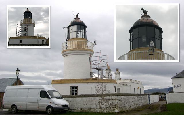 Maintenance on the Lighthouse