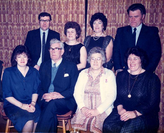 Skip & Jess Mackay & Family