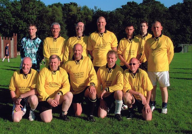 Old 'uns Team