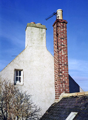 Cromartys tallest chimney?