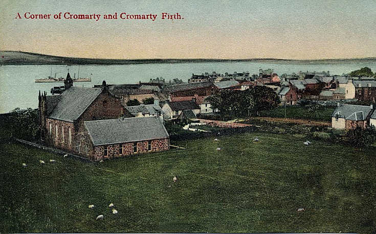 A Corner of Cromarty and Cromarty Firth