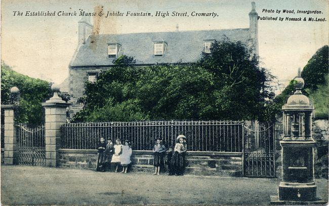 Forsyth House - 1907