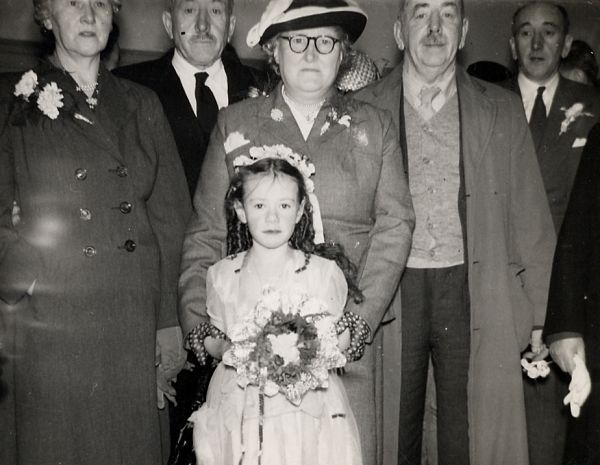 Shepherd Family Group - c1950???