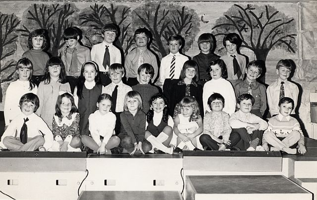 Primary 3/4 - Christmas 1973