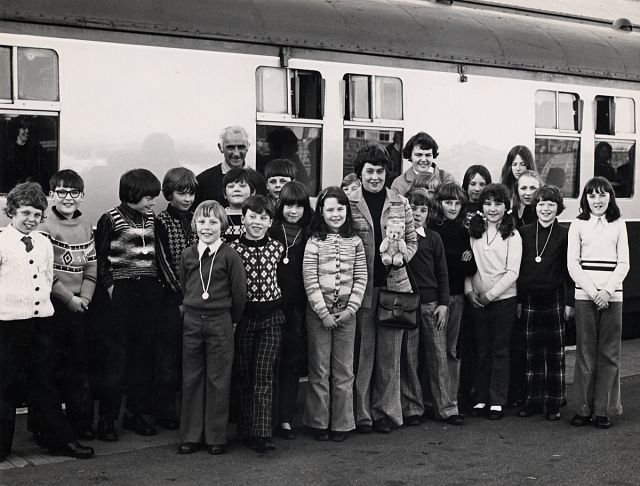 School Trip to London - Inverness Station