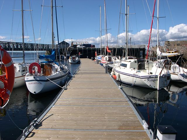 Harbour and Pontoons
