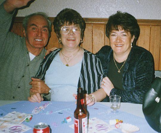 Lachie & Iris Winton and Shona Macarthur