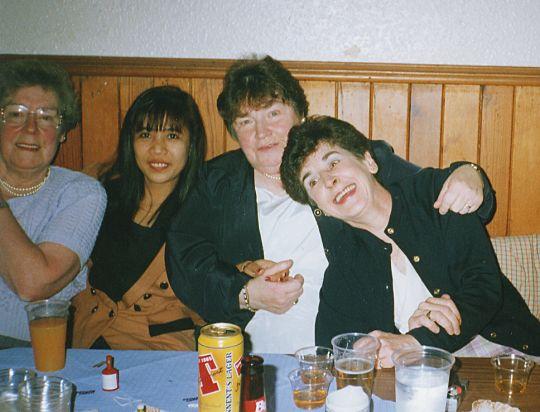 Jean, Rami, Alison and June
