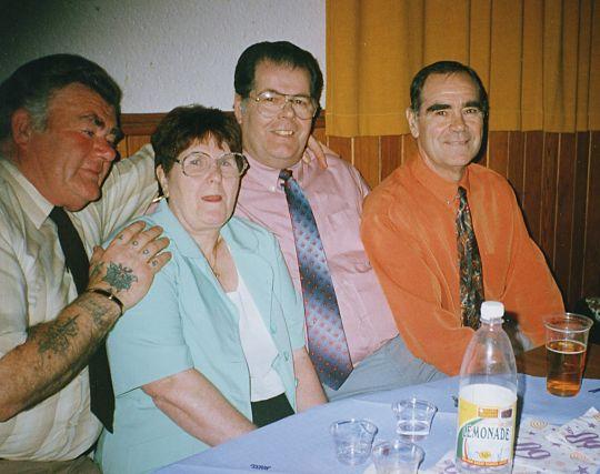 Buller, Margaret, John and Mal