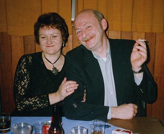 Moira & Alan Munro