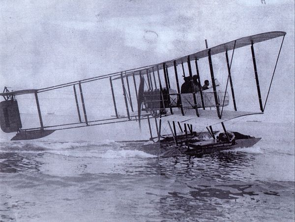 Farman Seaplane