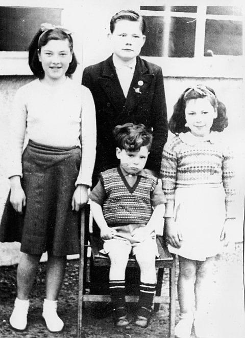 Mackay Children - c1952