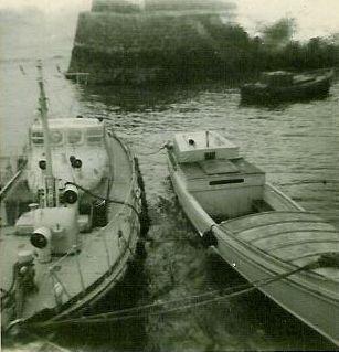 Lifeboat & Enterprise - c1965??