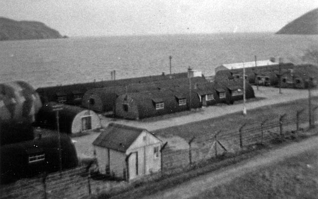 WWII Army Camp on Cromarty Links