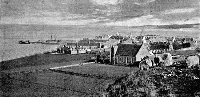 Cromarty from the West - c1920