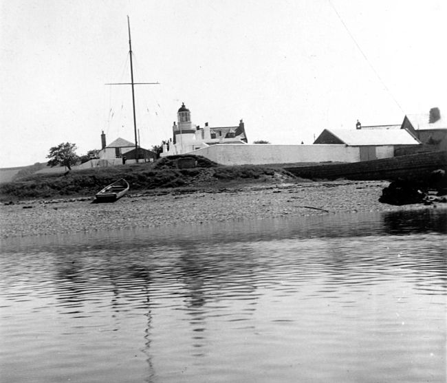 Lighthouse & Coastguard Station - c1939