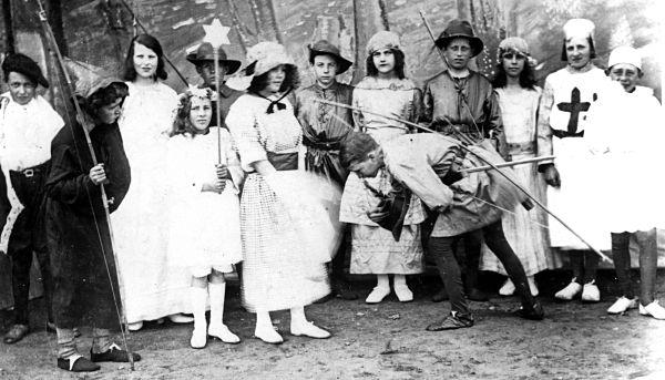 School Play - 1927