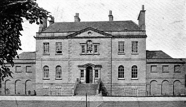 Cromarty House - c1920