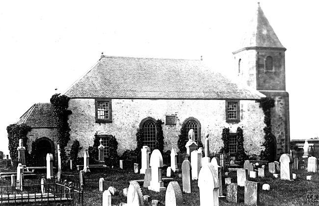 Gaelic Chapel - c 1930????