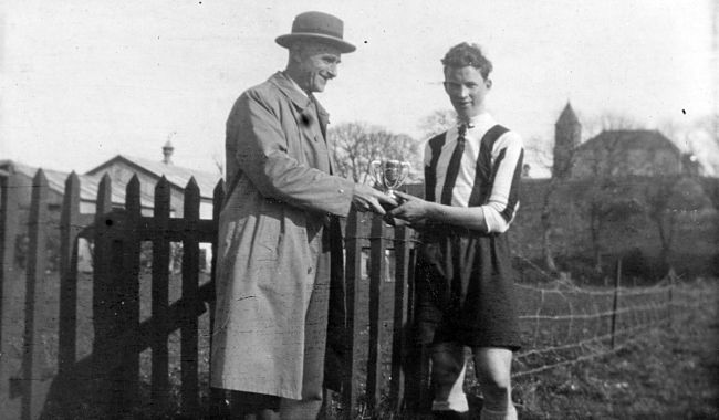 Football Cup - 1939