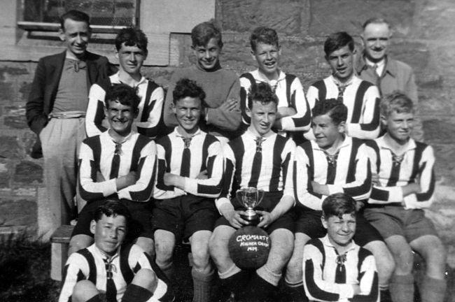 Cromarty FC - 1939