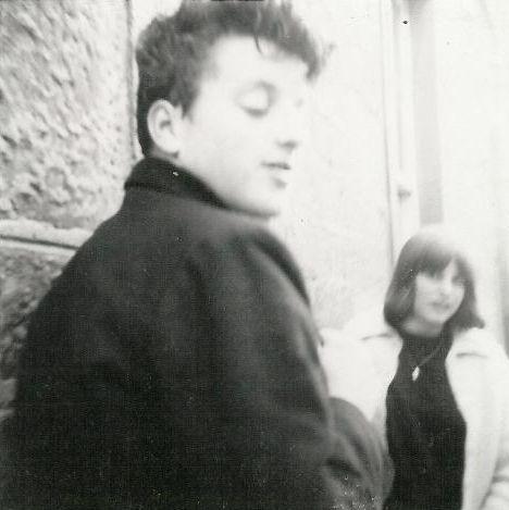 Brian Morrison and Dorene McPhee
