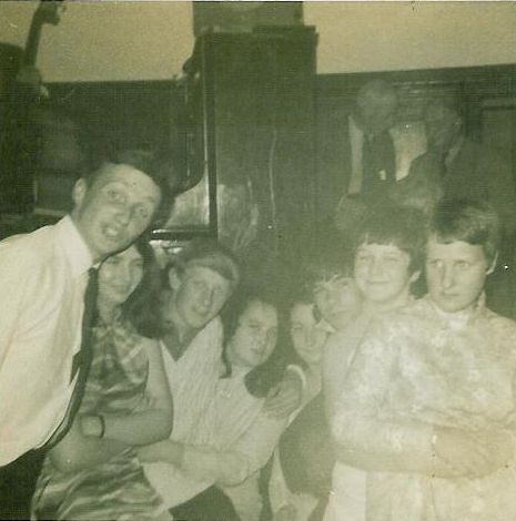 Dance in the Victoria Hall - c1967