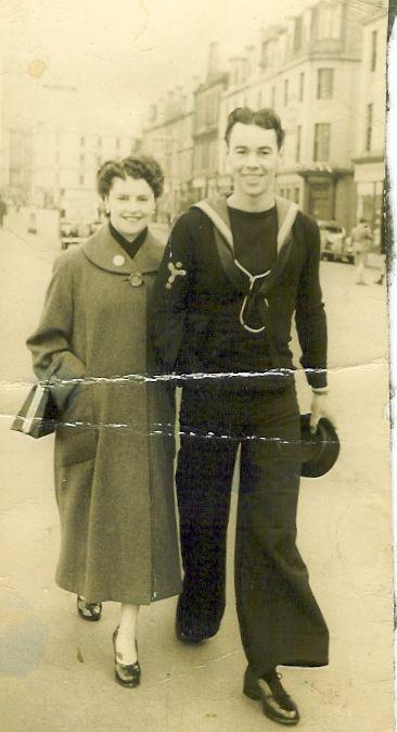 Donnie and Anne Macfarlane