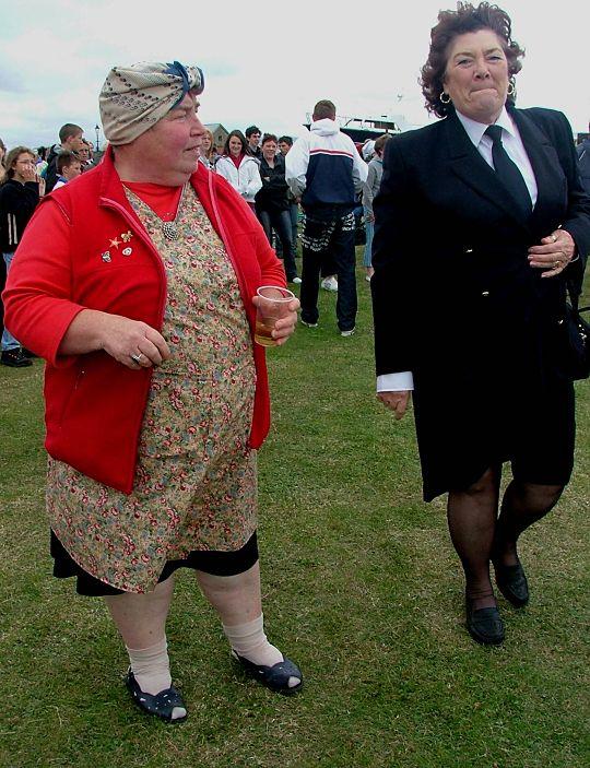 Alison Watson & Margaret Owen