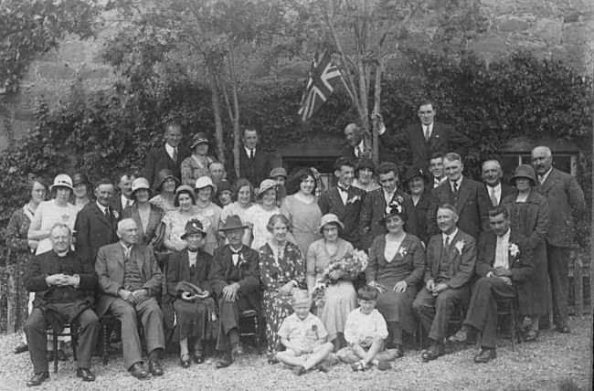 Wedding of Peter Low & Mary Munro