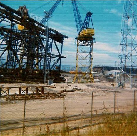 Construction of Highland 2 at Hifab