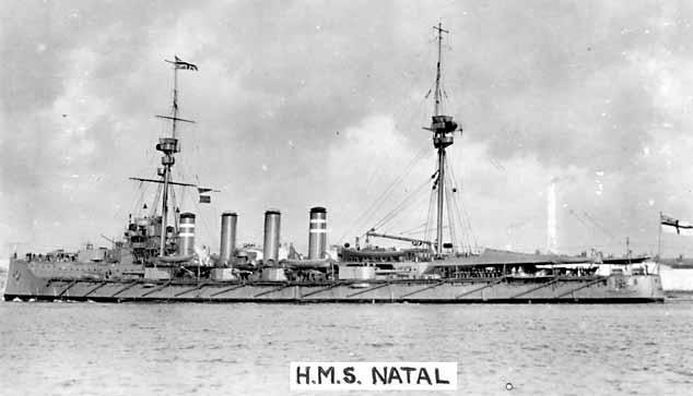 HMS Natal 2