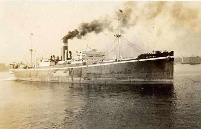 SS Makalla