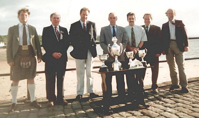 Boat Club Committee - 1996