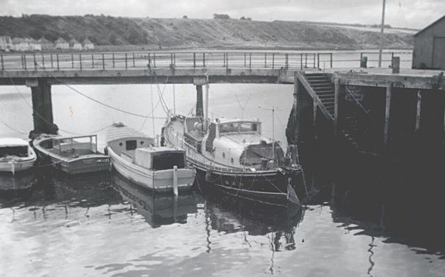Harbour Scene - c1968