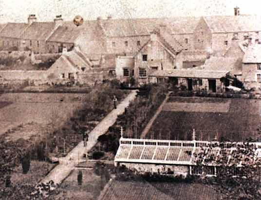 Old picture of Victoria Park