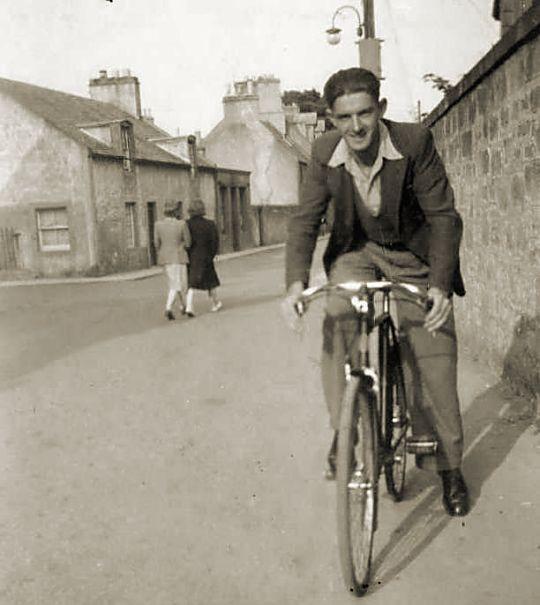 Hughie Fraser - c1950