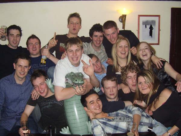 Iain Hogg's 21st