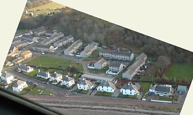 Townlands & Bayview from the air